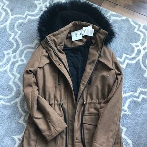 Brand New Size 4 ASOS Winter Jacket